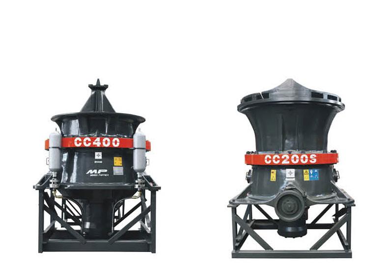 CC系列單缸液壓圓錐破碎機