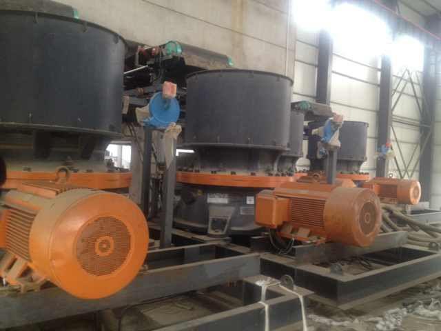 山东宝华矿业公司600万吨/年铁矿选矿厂破碎生产线