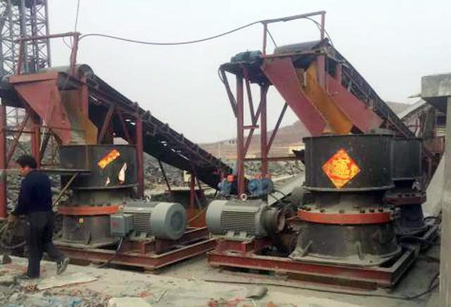 山东凯立矿业公司5200TPD铁矿石破碎生产线
